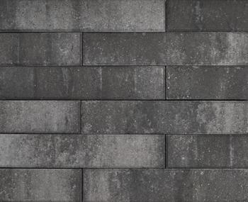 Wallblock Facet 60x12x12 cm Zeeuws bont - paviment.nl